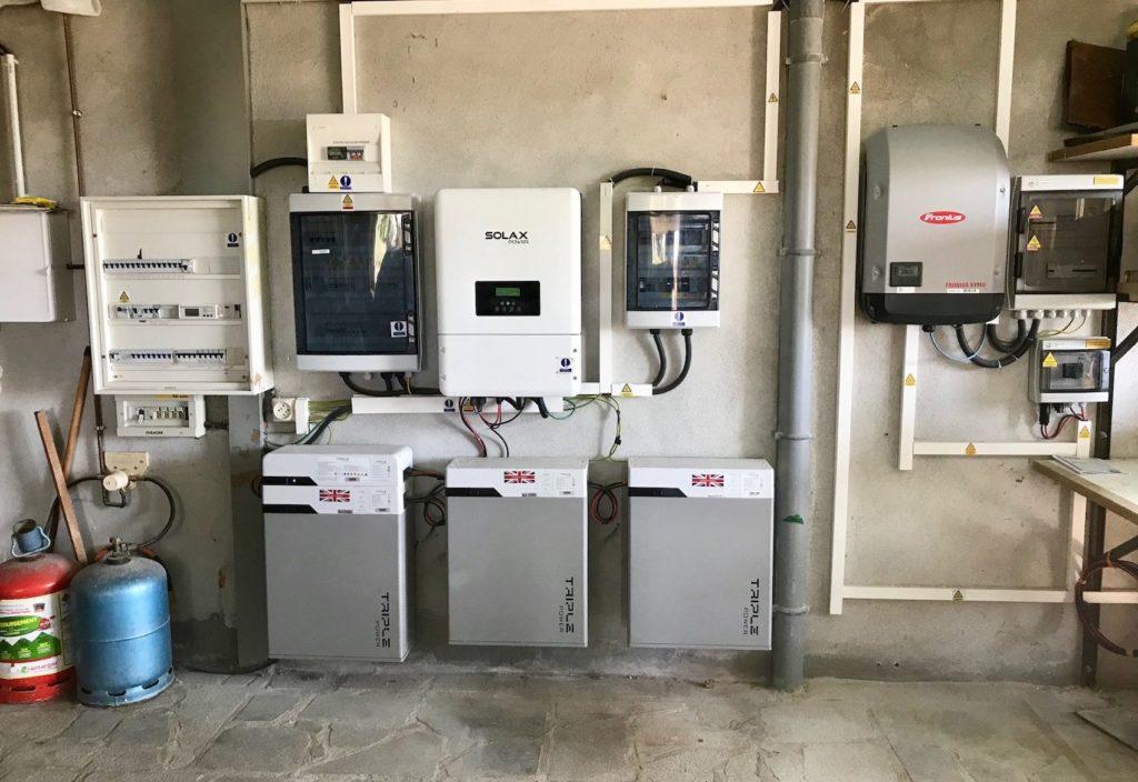 stockage énergie photovoltaïque