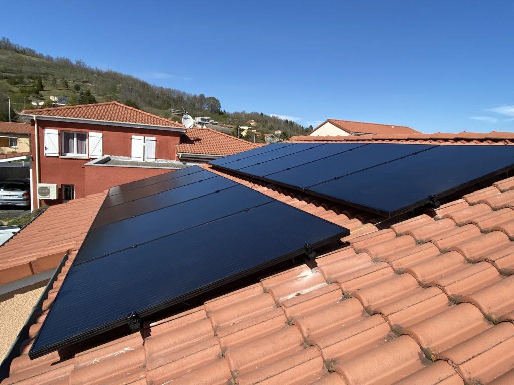 installation photovoltaïque 3kW Issoire