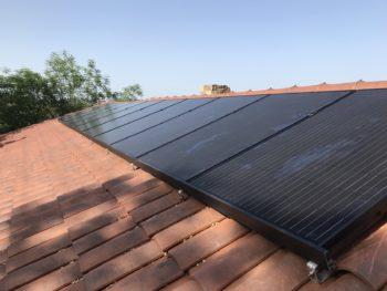 photovoltaique solaire ombre