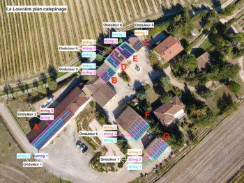 plan site photovoltaique