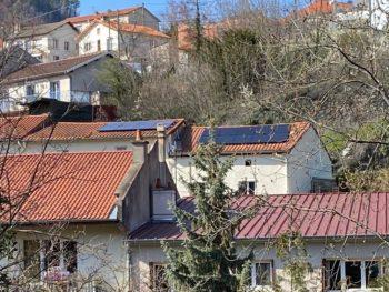 panneau solaire photovoltaîque