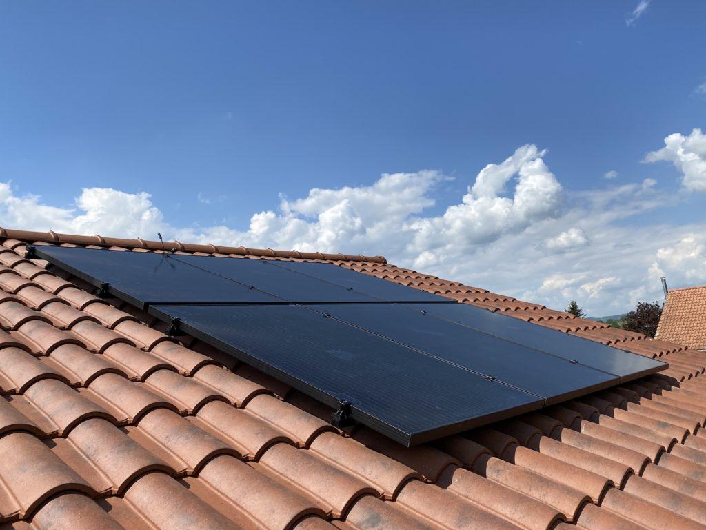 panneau solaire économiser