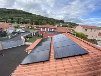 panneau solaire photovoltaïque issoire