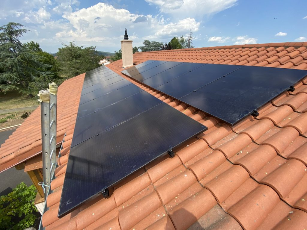 installation photovoltaïque Auver Sol Avenir