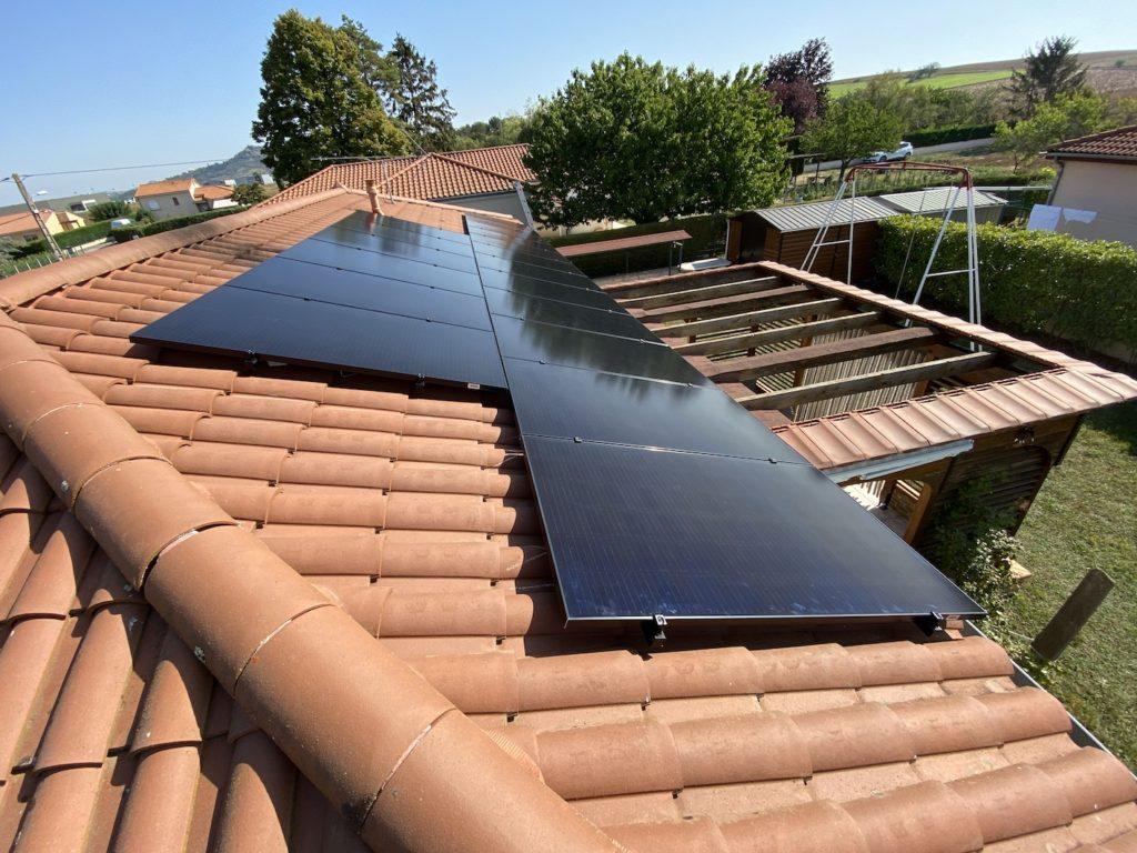 installation photovoltaïque RGE
