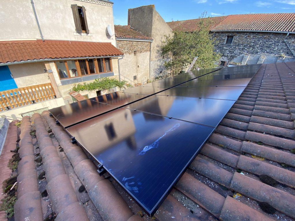 photovoltaïque énergie solaire
