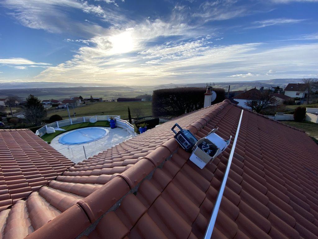 Installateur photovoltaïque Auver Sol Avenir Issoire
