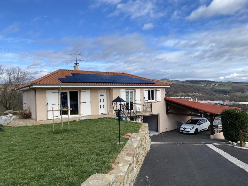 Auver Sol Avenir photovoltaïque Issoire